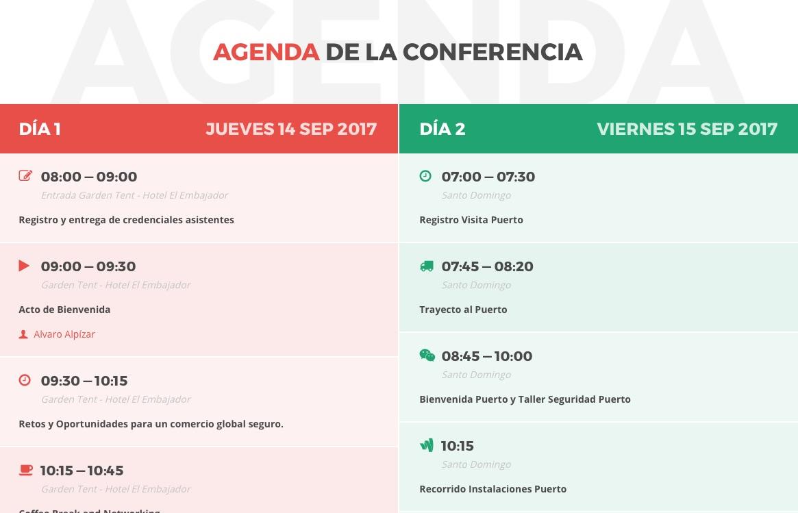 Agenda - CMB 2017