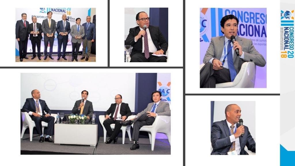 Panel CFC - Congreso Nacional BASC 2018
