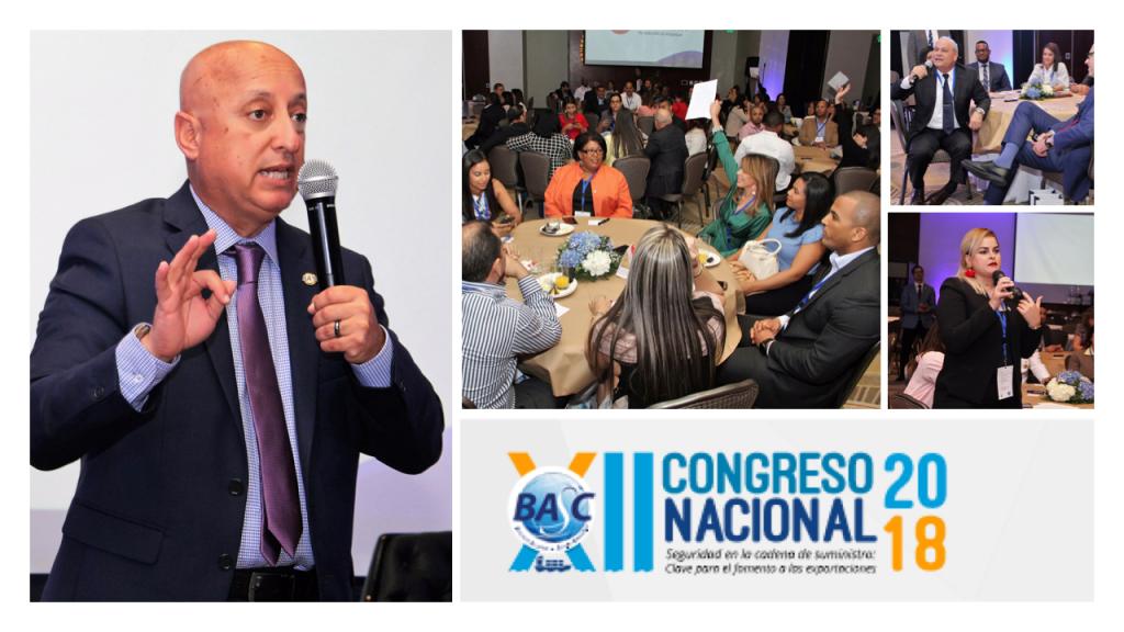 Diego Castillo - Congreso Nacional BASC 2018